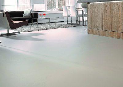 Gietvloer Keuken (Arturo Unique Flooring)